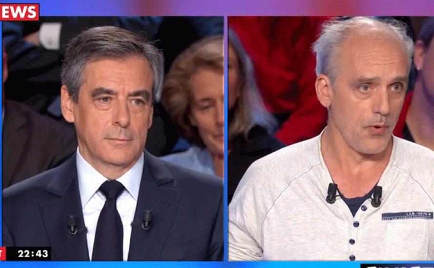 """Philippe Poutou in der Fernsehdebatte: """"Wir haben keine Immunität der Arbeiter*innen"""""""