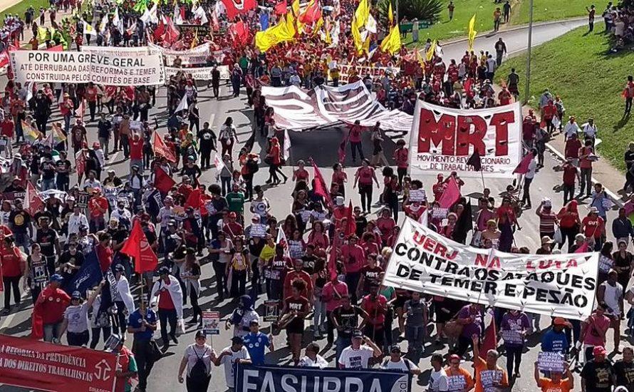 Erklärung der FT-CI: Brasilien als schwaches Glied der internationalen Krise