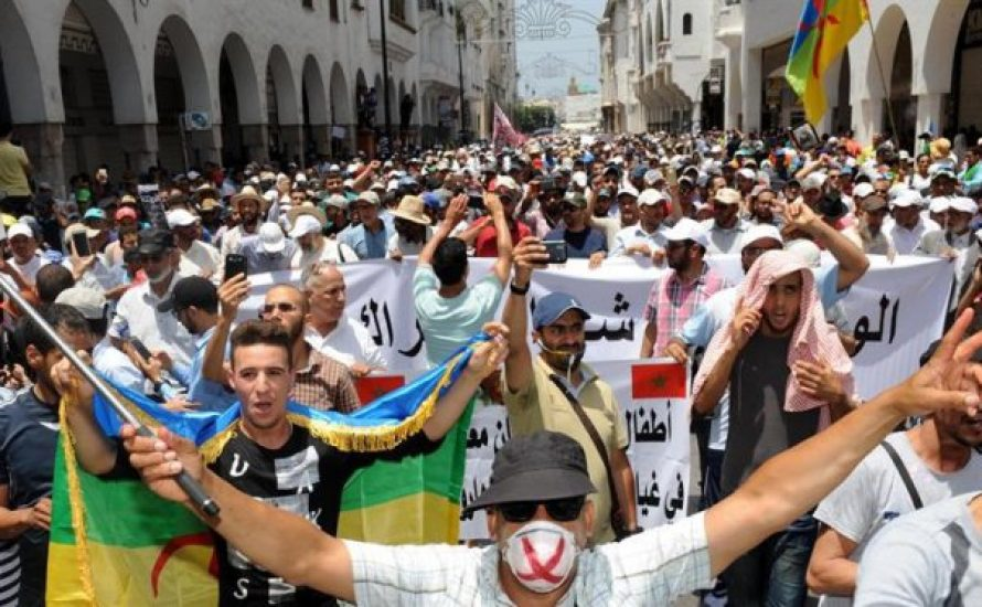 Marokko rebelliert – Chronik der achtmonatigen Protestwelle (Teil I)