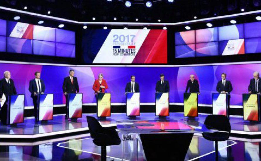 [Live-Ticker] Präsident*innenwahl in Frankreich: Macron gewinnt, Le Pen in der Stichwahl