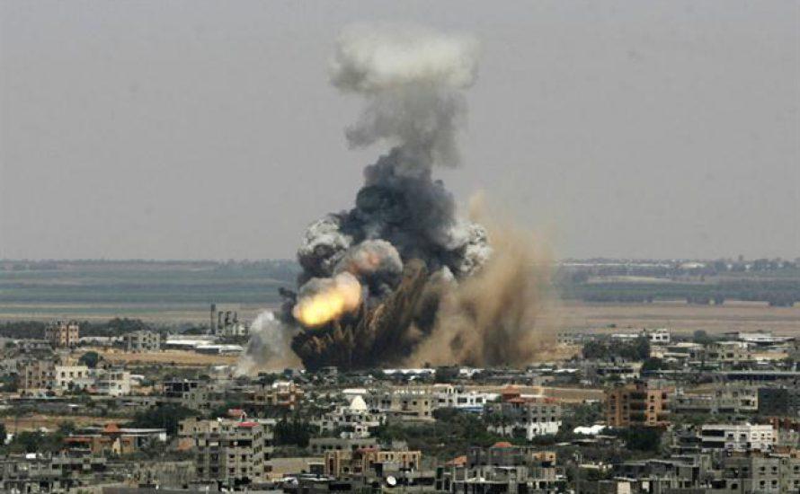 Stoppt die militärische Offensive im Gazastreifen!