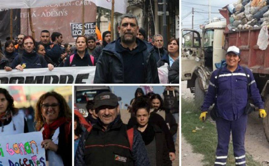 """Die """"Abgeordneten der Arbeiter*innen"""" aus Argentinien: ein Beispiel für die Linke weltweit"""