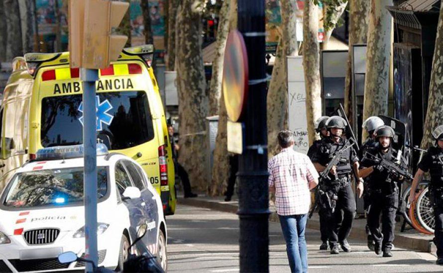 Brutales Attentat in Barcelona: Ihre Kriege, unsere Toten