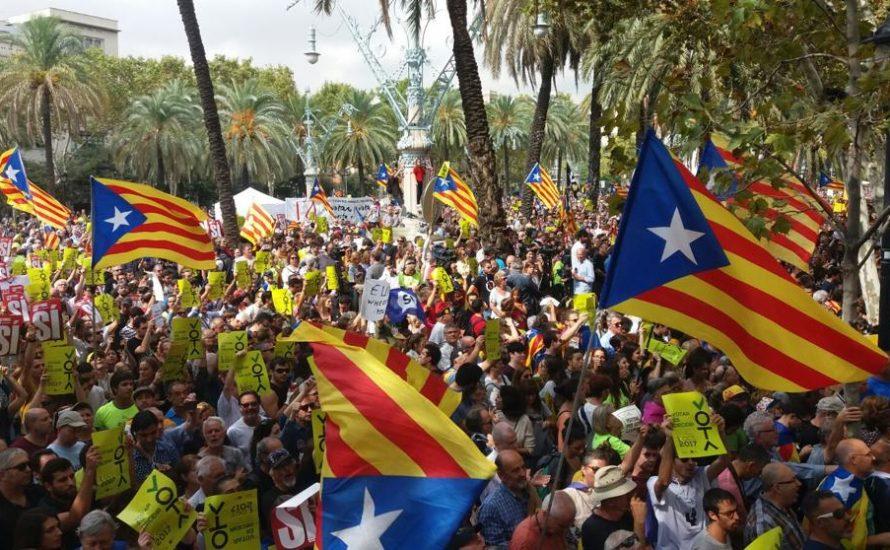 Spanische Regierung nimmt katalanische Politiker*innen fest – Generalstreik schwebt in der Luft