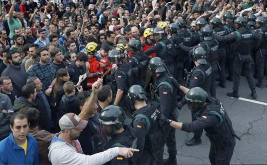 Katalonien: Durch Mobilisierung und Selbstorganisation war das Referendum möglich – Auf zum Generalstreik am 3. Oktober!