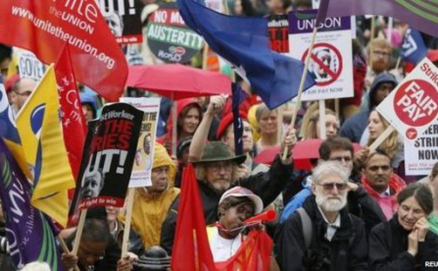 Vereinigtes Königreich: Größte Attacke auf die Rechte der Gewerkschaften seit 30 Jahren