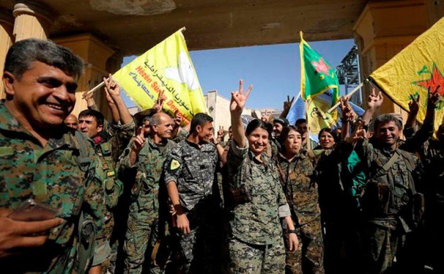 Der Fall von Raqqa: Kein Ende des syrischen Bürger*innenkriegs in Sicht