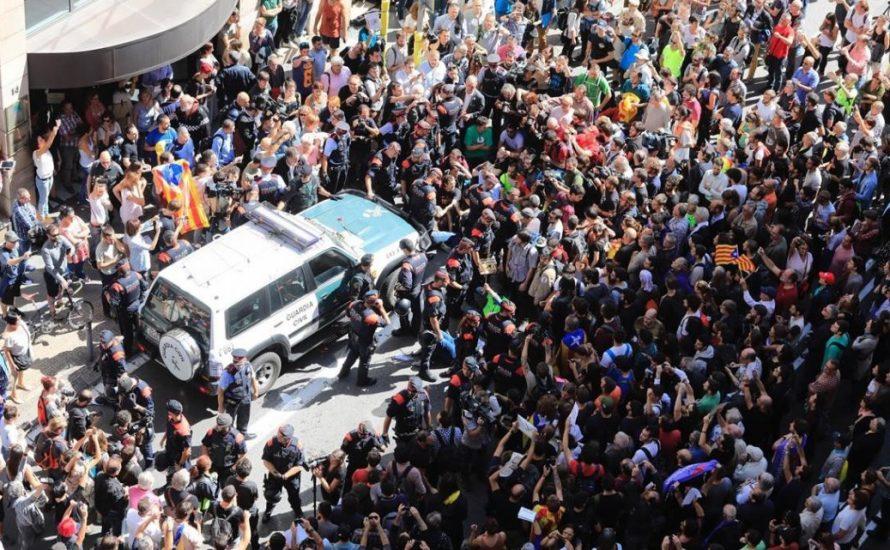 Verteidigungskomitee in Barcelona einstimmig für Generalstreik