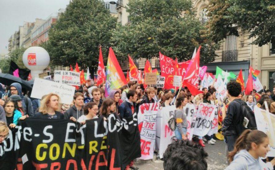 Generalstreik in Frankreich: Der Stolz unserer Klasse