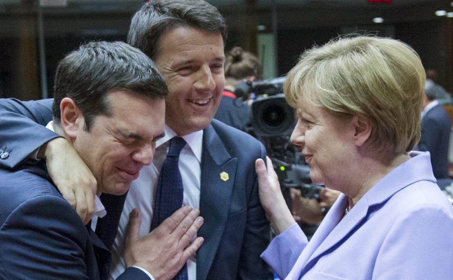"""Brutale Übereinkunft der Eurogruppe über Griechenland: ein """"Kolonialpakt"""""""