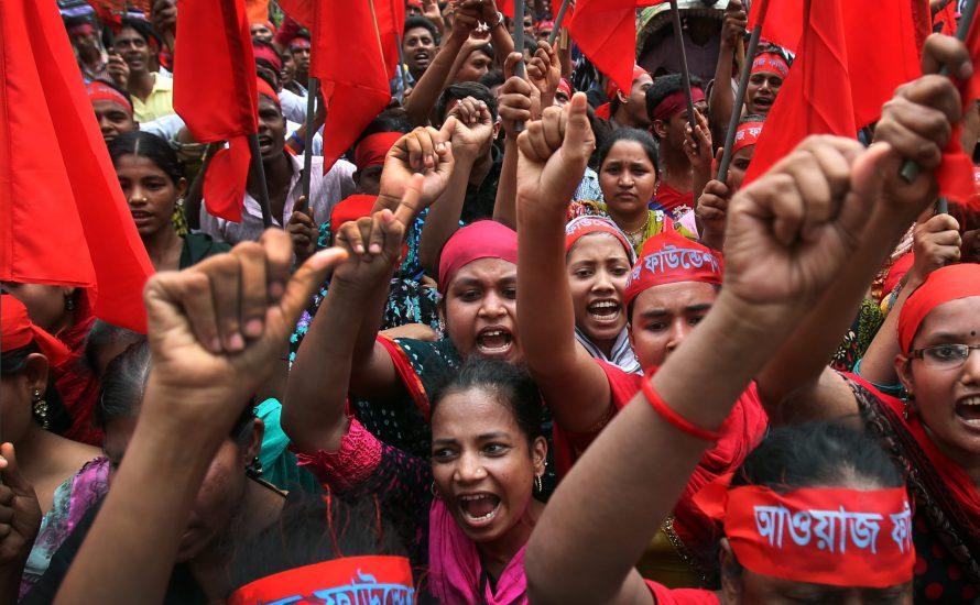 1. Mai in Bangladesch