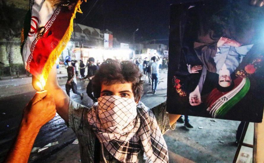 """Revolte im Iran: """"Die Polizei erwartete nicht, dass es so ernst werden würde"""""""