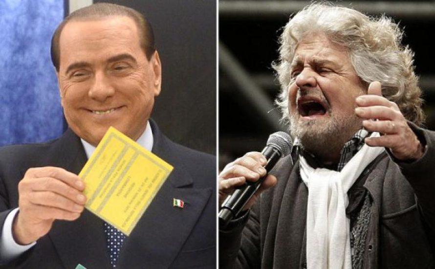 Italien wählt: Faschos, Berlusconi und kaum Chancen für die Linke
