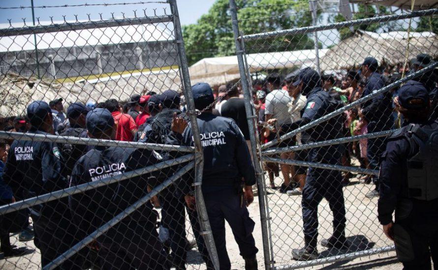 Die Re-Kolonisierung Mexikos: Einsatz mexikanischer Nationalgarde als Grenzpatrouille der USA vereinbart
