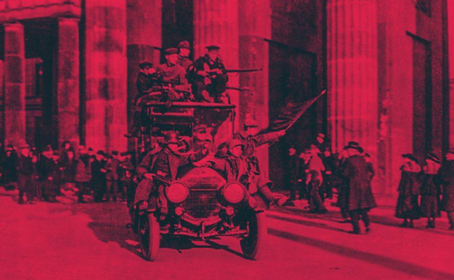 Vor 100 Jahren: Revolution und Konterrevolution in Deutschland