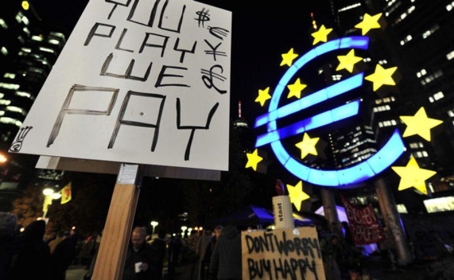 Blockupy: Gegen Prekarisierung und autoritäre Krisenpolitik!