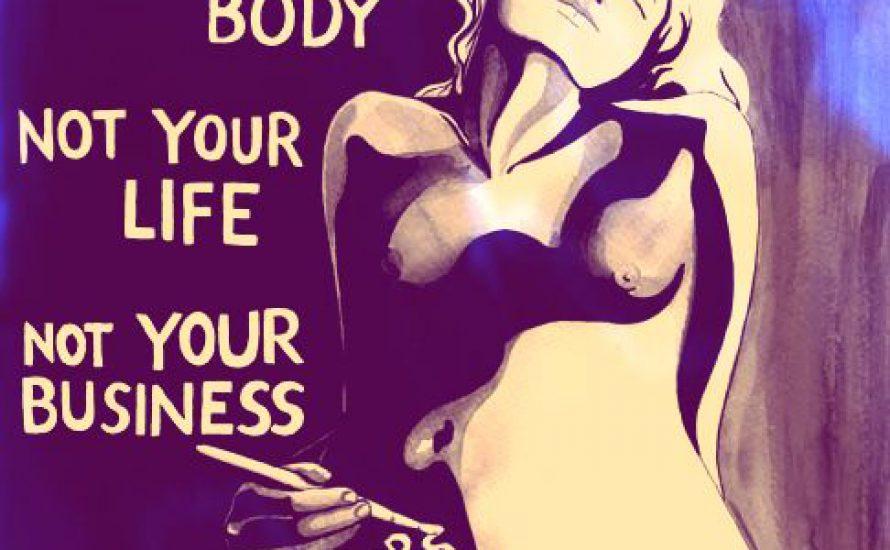 Unsere Körper, unsere Entscheidung