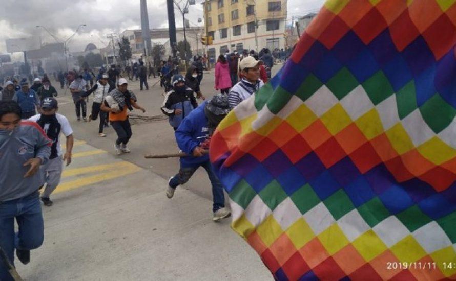Putsch in Bolivien: Was passiert im Andenland?