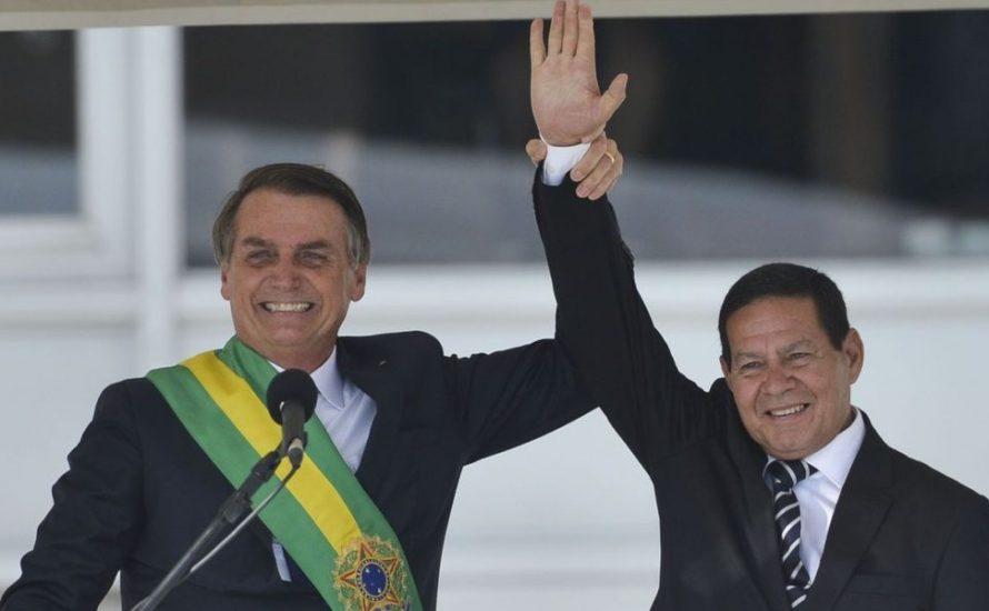 Weg mit Bolsonaro, dem Militär und den Putschisten!