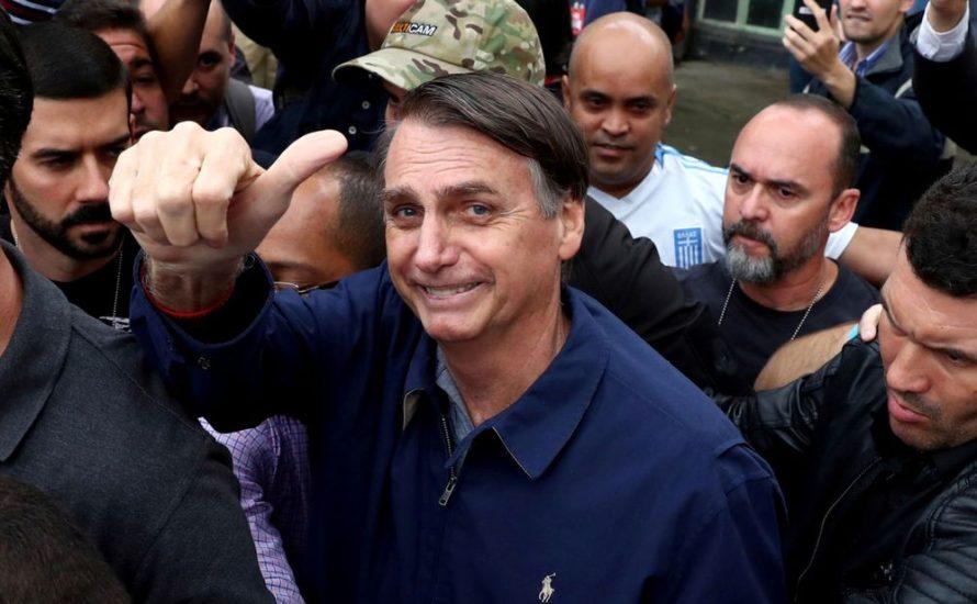 Bolsonaro: Mit Einschüchterungen, Lügen und der Hilfe des Finanzkapitals zum Präsidenten