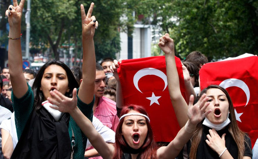 Widerstand und Solidarität – ihr Kampf ist unser Kampf!