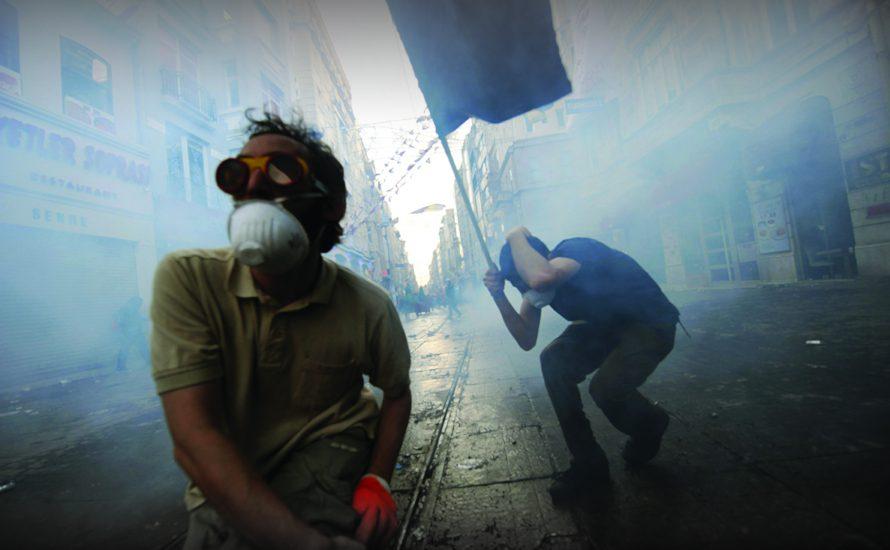 Veranstaltung in München: Vom Taksim-Platz zum Umsturz?