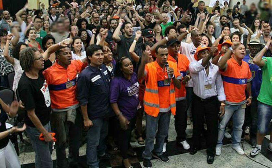 """Brasilien: Bewegung """"Unsere Klasse"""""""
