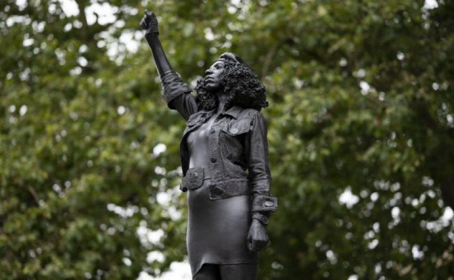 Bristol: Die Statue eines Sklaventreibers stand für 125 Jahre, die einer Antirassistin für weniger als 24 Stunden.