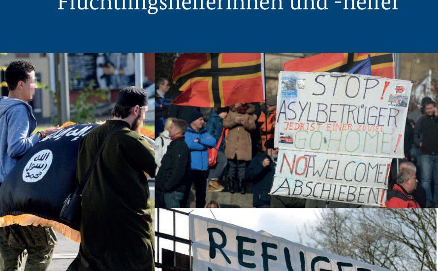 Der Geheimdienst hat kein Problem mit Pegida, warnt aber vor Unterstützer*innen der Refugees