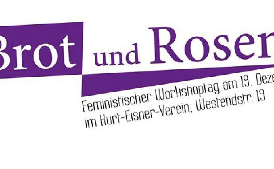München: Feministischer Workshoptag