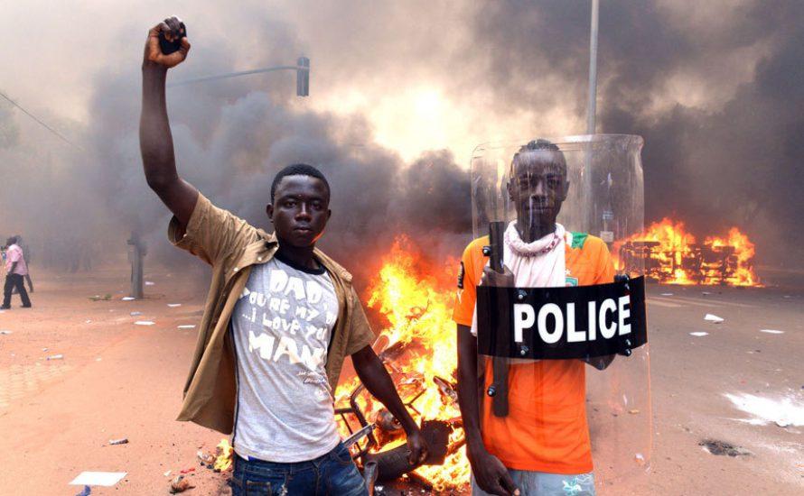 Burkina Faso: Deutscher Staat zahlt für Abschiebungen