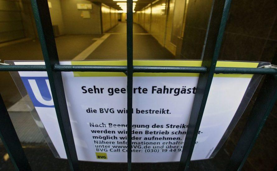 BVG-Arbeiter*innen sind in Streiklaune