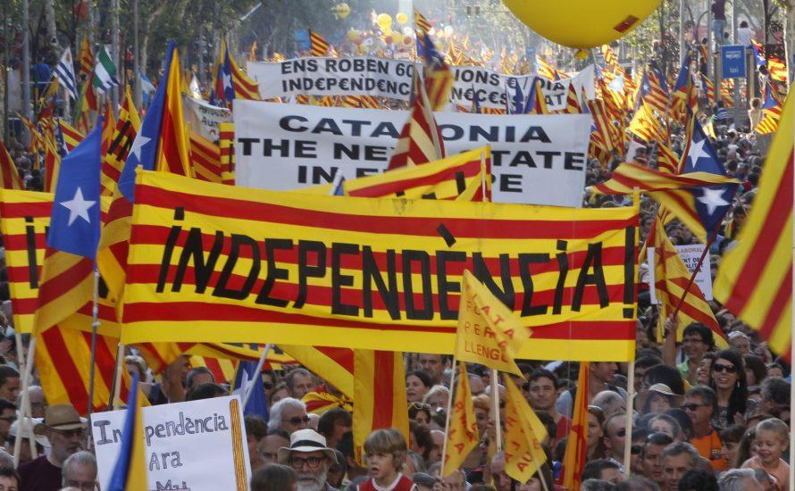 Selbstbestimmung in Katalonien, Marxismus und Revolution