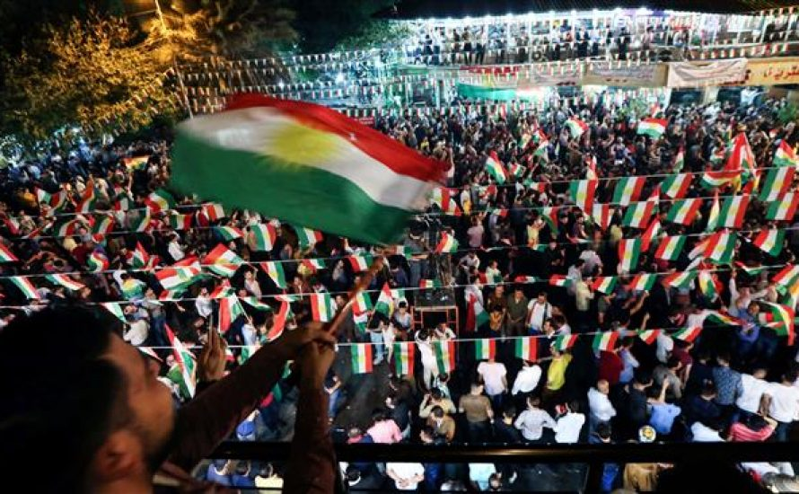 رفراندوم کوردستان در سایه ی تهاجم استعماری