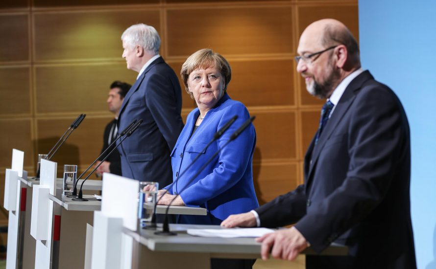 GroKo: Die Parteispitzen zittern vor der Entscheidung