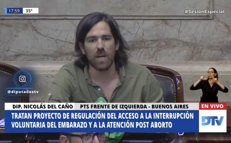 [VIDEO] Nico del Caño: