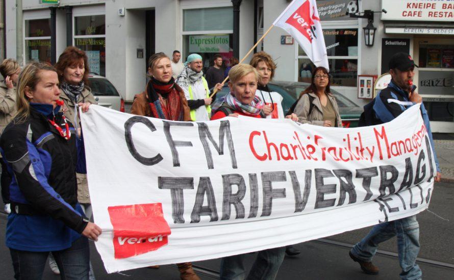 Veranstaltung in Berlin: Charité und Vivantes - Kämpfe im Gesundheitsbereich in Berlin