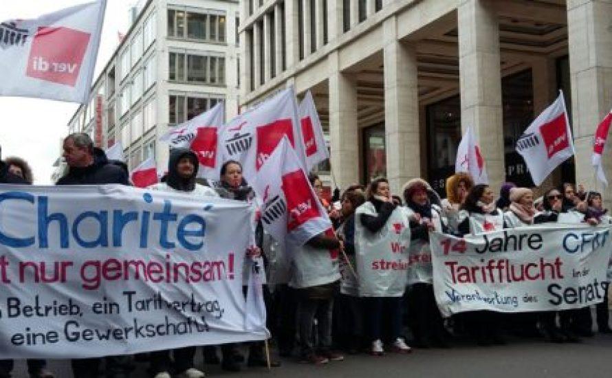 Für einen aktiven Streik bei der CFM!