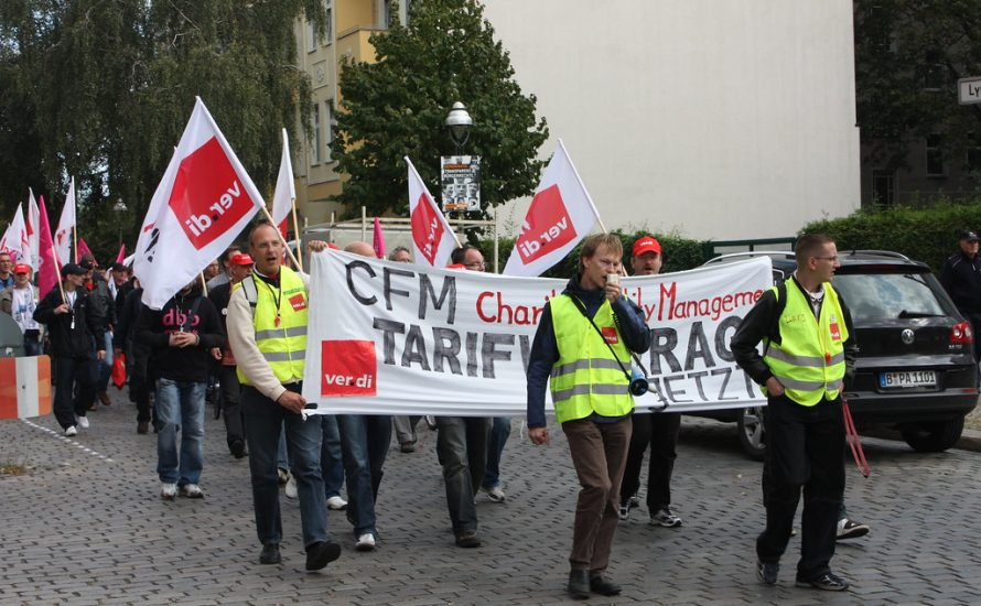 Corona-Pakt: Wenn die Politik nicht verhandeln will, müssen wir streiken!