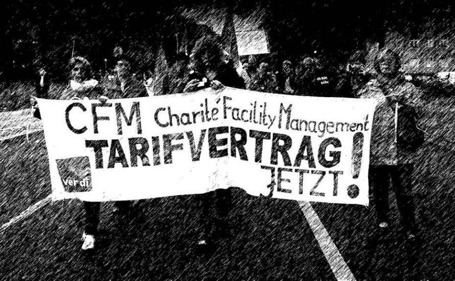 Erste Streikversammlung