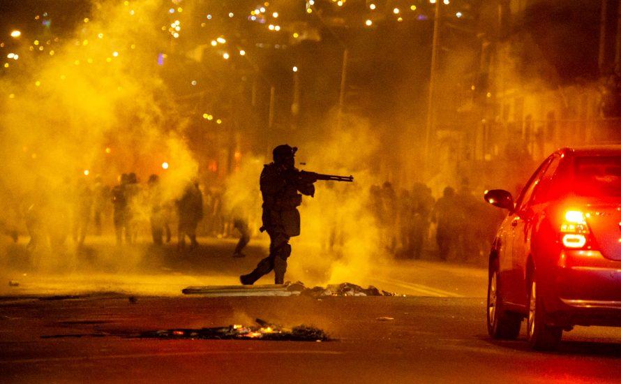 Die Erfahrung des Aufstandes: Gestern Chile – heute USA