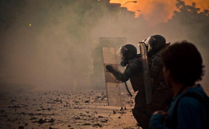 Chile: Ohne Vernunft und mit Gewalt*