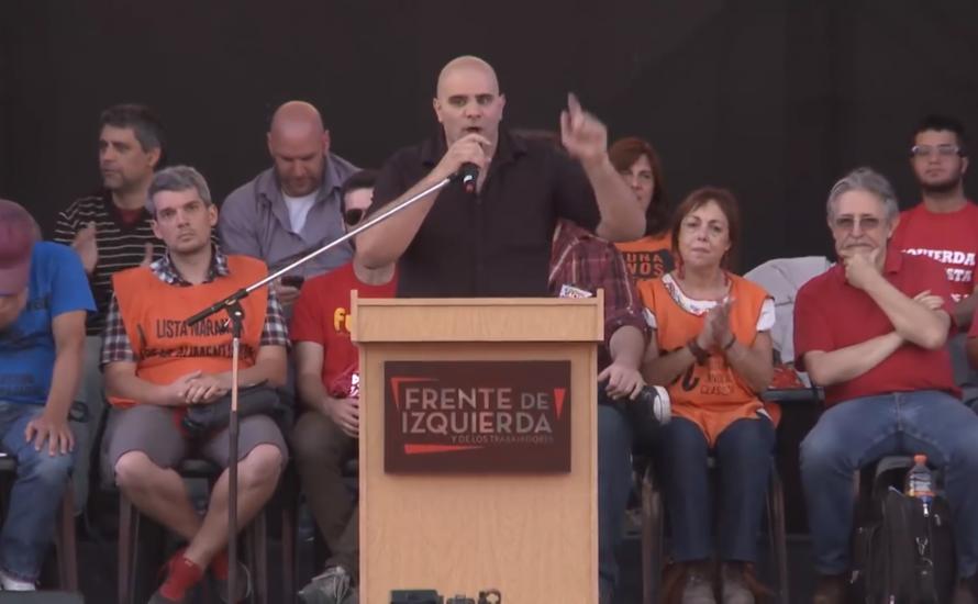 """[Video] """"Arbeiter*innen und Unterdrückte vereinen, um die Kapitalist*innen zu schlagen"""