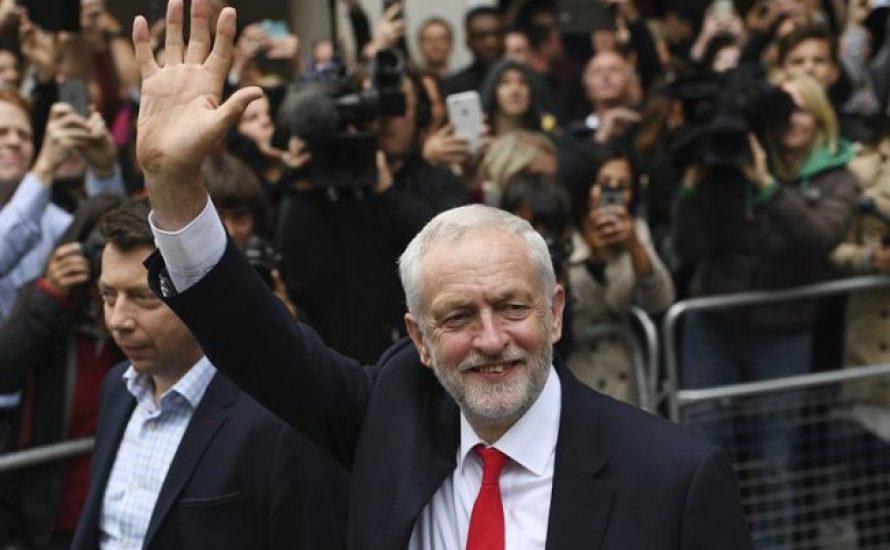 """Die Bedeutung des """"Corbyn-Effekts"""" bei den Parlamentswahlen in Großbritannien"""