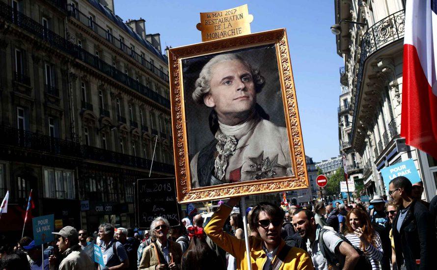 Frankreich: Protestmarathon gegen Reformmarathon