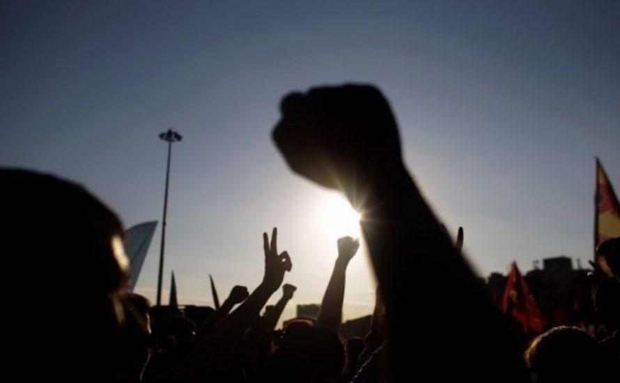 Nein zum Gipfel des Kapitals! Für eine Internationale des Widerstandes und Klassenkampfes!