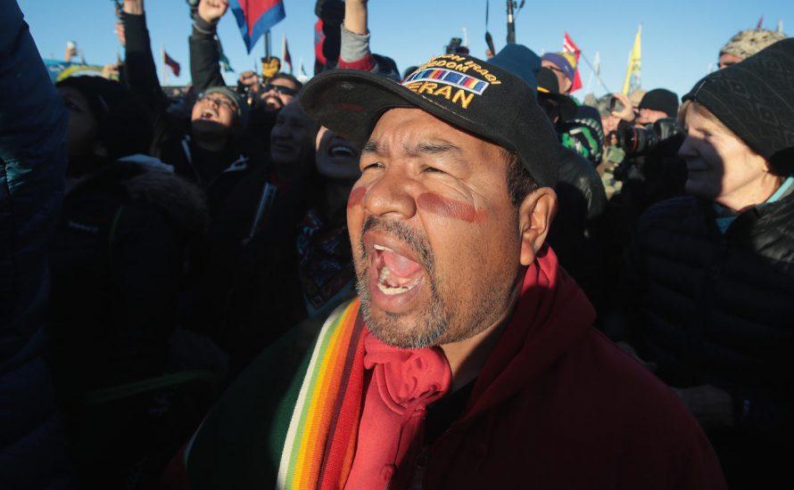 Vorläufiger Sieg gegen die Dakota-Pipeline
