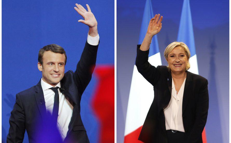 Macron wählen, um Le Pen zu verhindern?