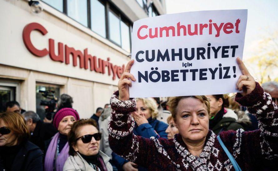 Neue Runde der Hexenjagd gegen Oppositionelle in der Türkei