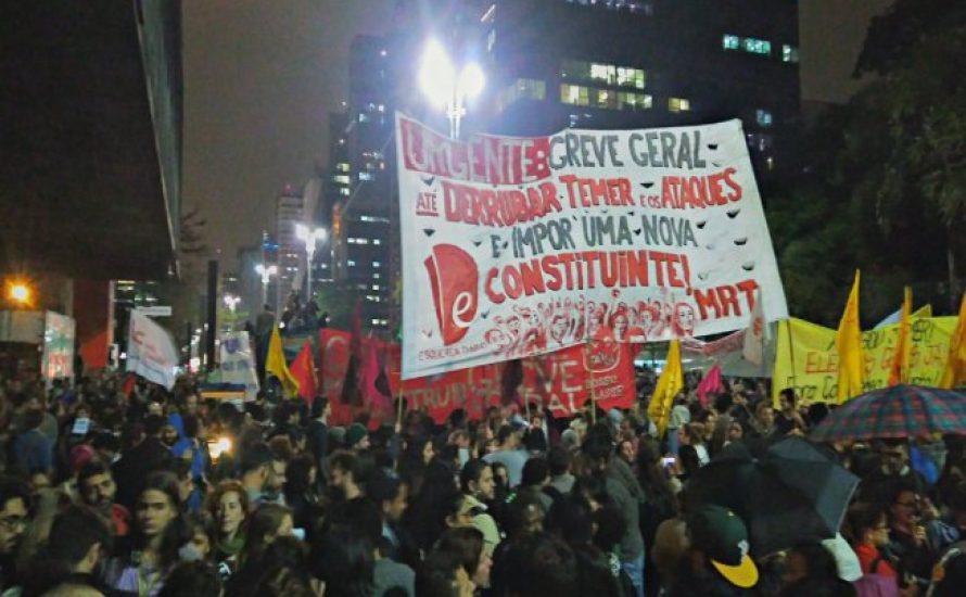 Erklärung der FT-CI: Die Krise in Brasilien und der Kampf für eine revolutionäre Partei